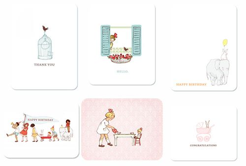 Stationery samples small
