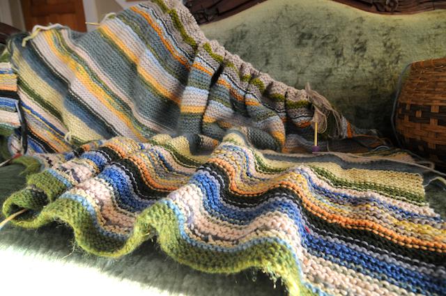 SouleMama: slow knitting