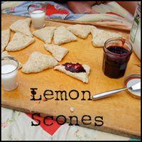 Lemonscones