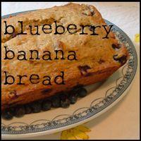 Blueberrybananabread