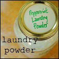 Laundrypowder