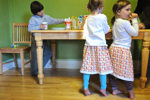 Skirts (3)