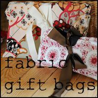 Fabricgiftbags