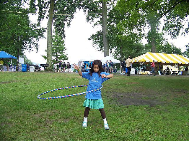 Clearwater hoop 2009