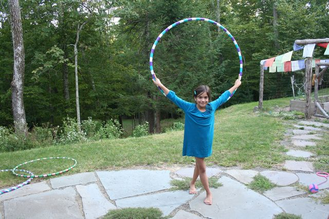 Backyard hoop