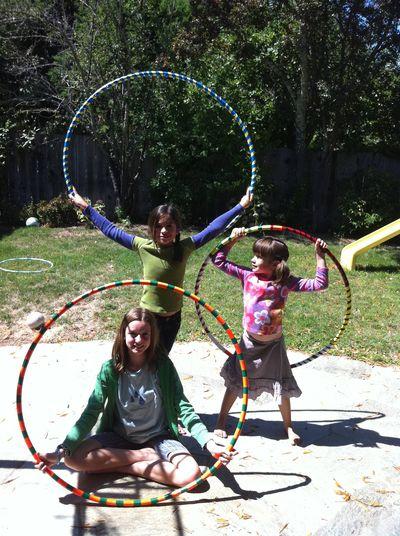 Cousins hoop