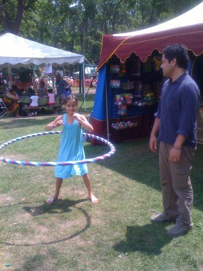 Clearwater 2010 hoop