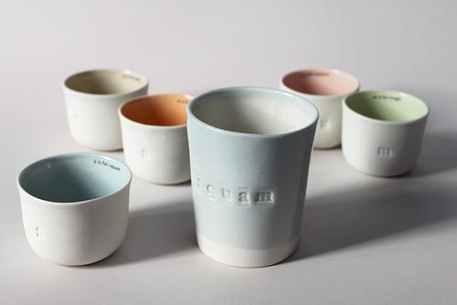 Formal shot squam cups