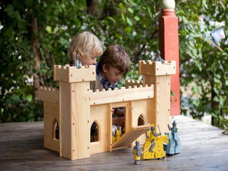 Fairy-tale-castle