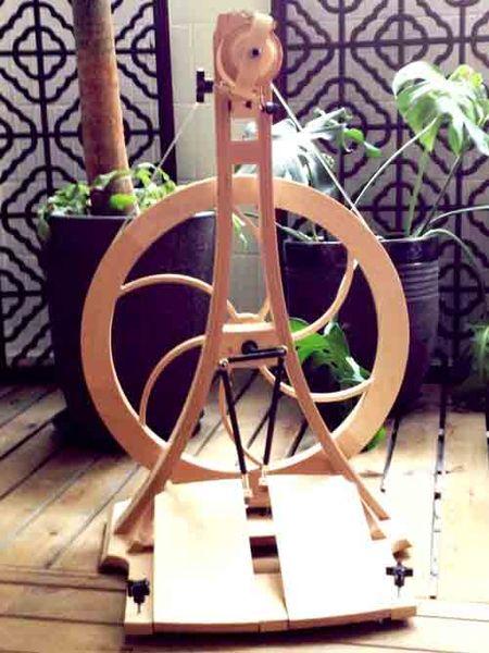 Wheel at home
