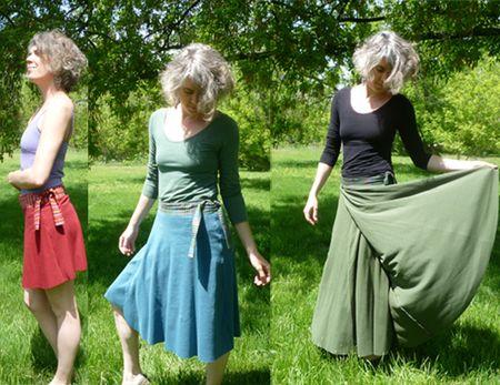 Soule.wrap.skirts