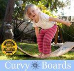 Curvyboard