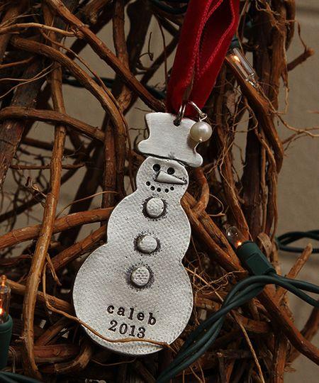 Orn-snowman