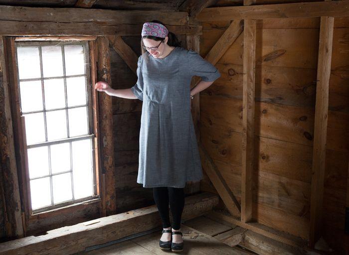 Shirt dress-1-4