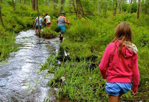 Creek-walk
