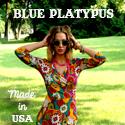 Blue Platypus ad