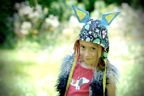 Zazu wildthings ear hat