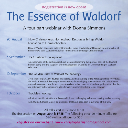 Ess of waldorf ad