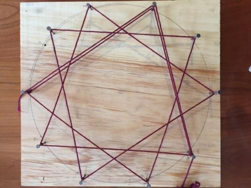 Image 7 - Yarn Circle for 3