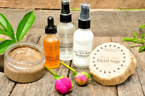 Soulemama-cobble-hill-farm-facial-set
