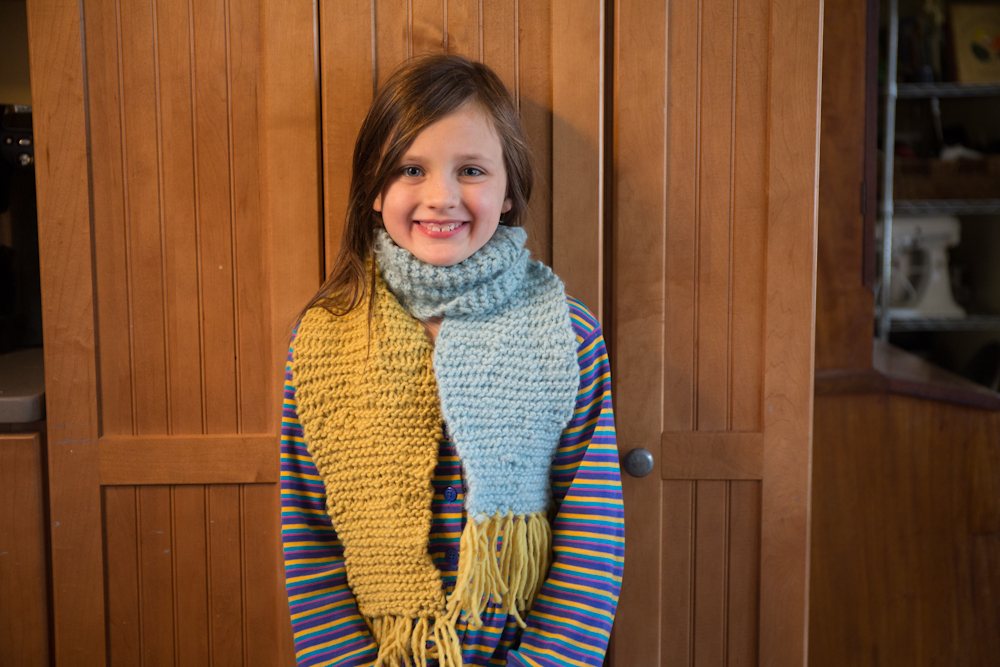 More Knitting Wheel Fashions : Soulemama: their handwork
