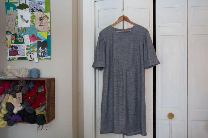 Shirt dress-1