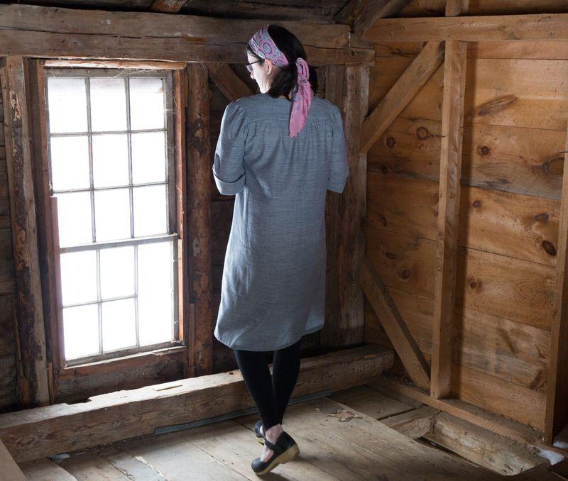 Shirt dress-1-5