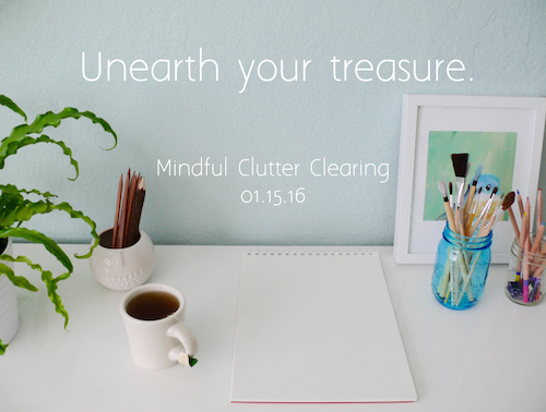 Mindful Clutter Clearing1