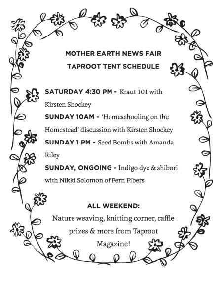 MENF Asheville 2017 schedule