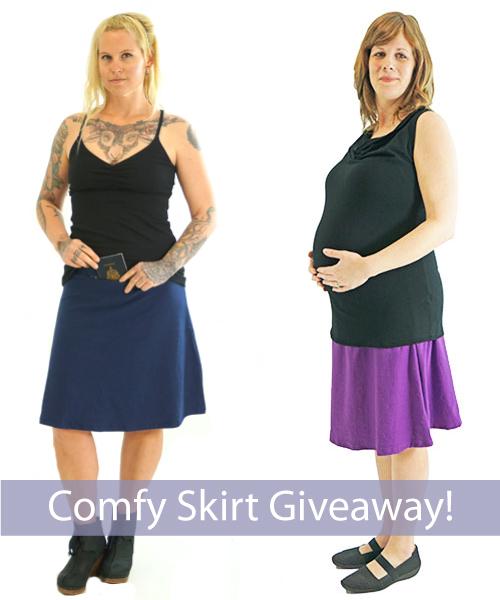 Comfy-Skirts